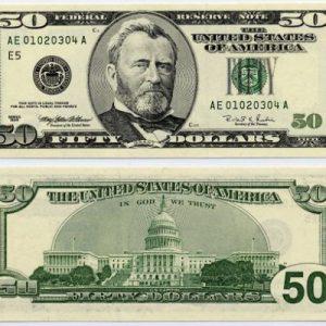 Achetez de faux dollars américains