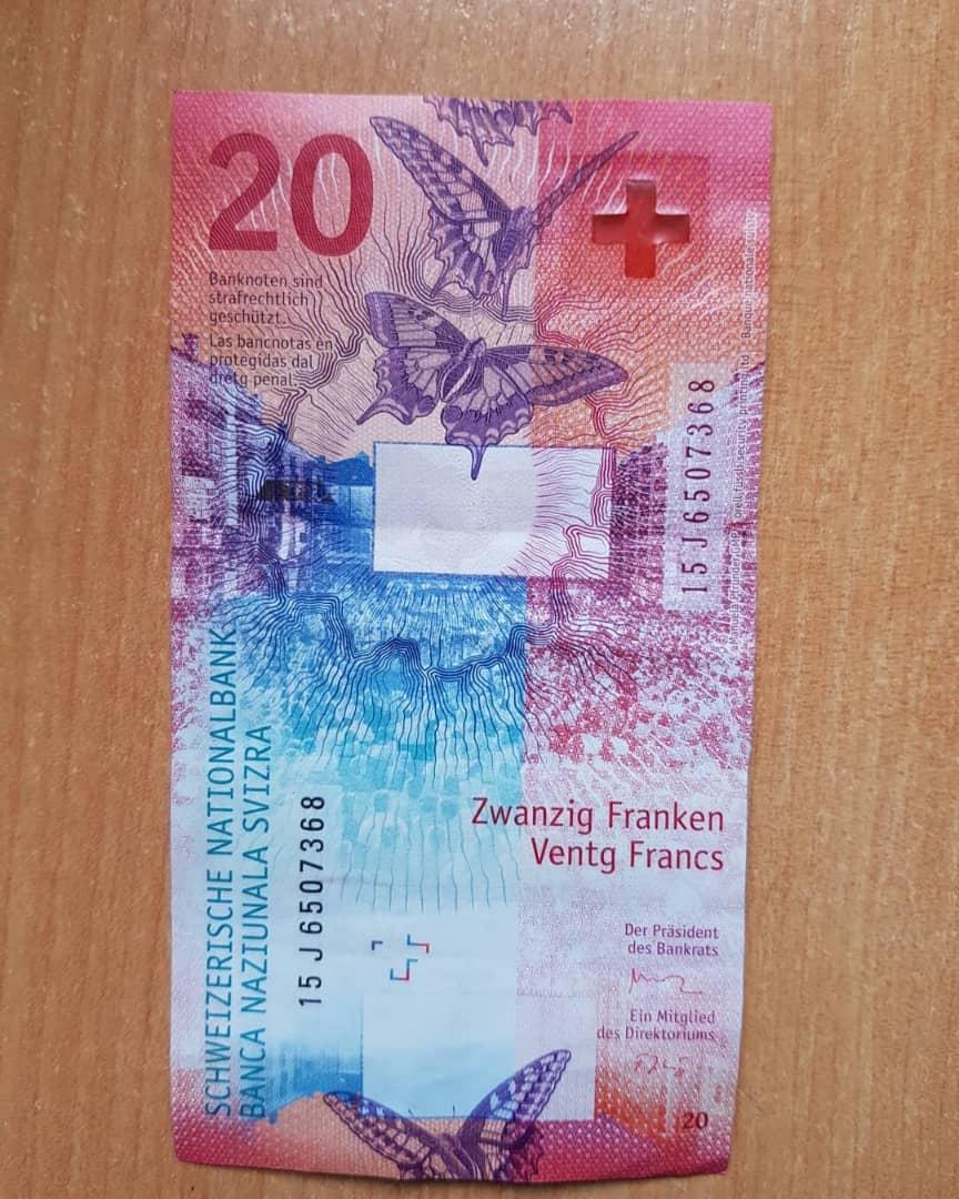 Acheter des francs suisses en ligne
