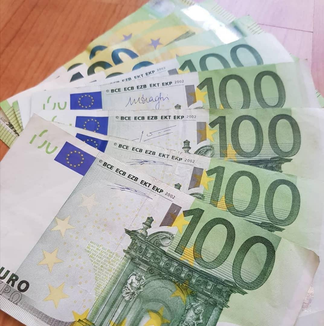 faux euro à vendre