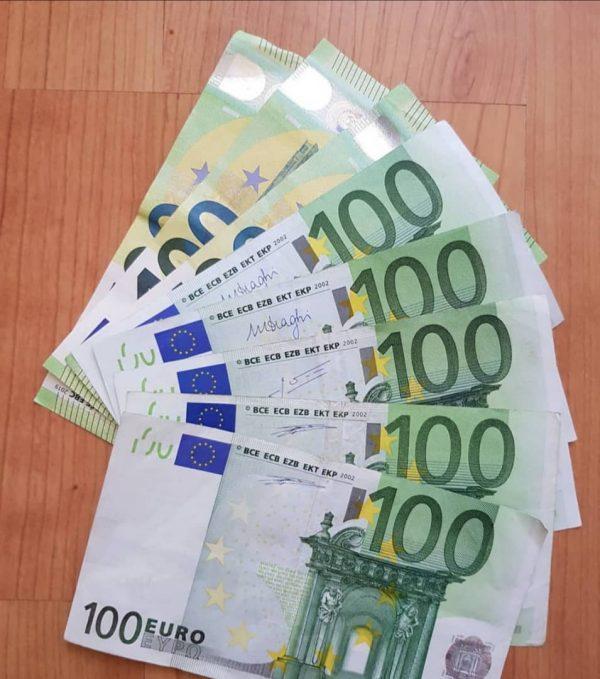 Faux euro en vente nice