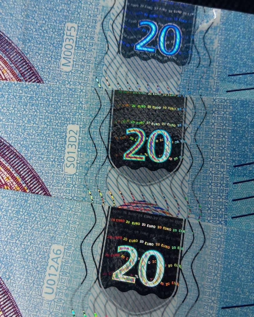 Acheter de faux euros en ligne