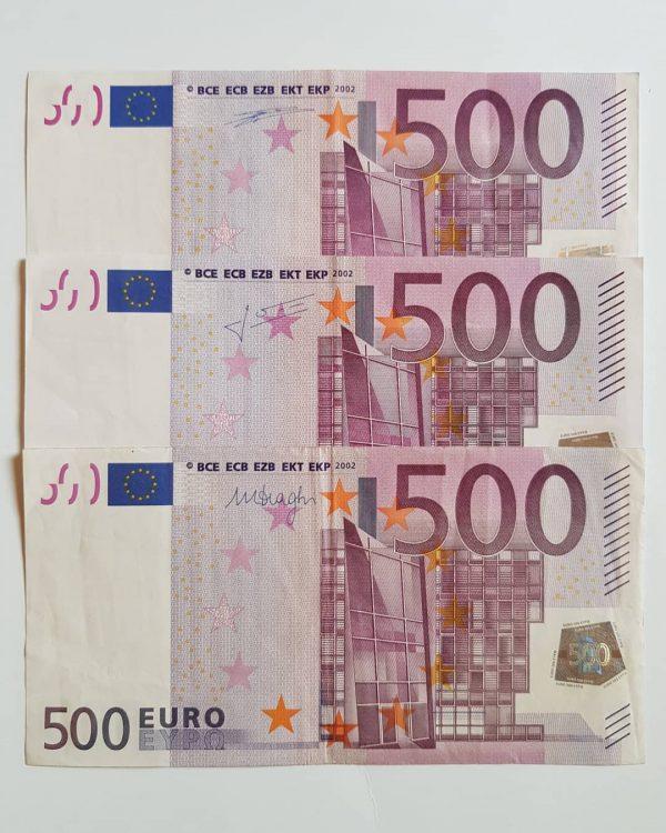 Acheter faux billets euro en France